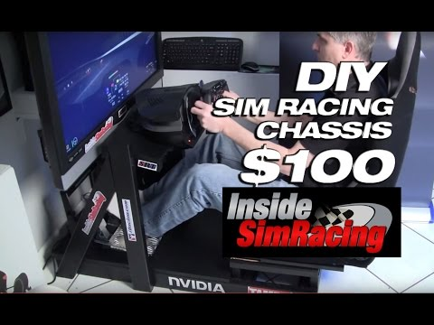 DIY Sim Racing Rig for under $100 by Inside Sim Racing