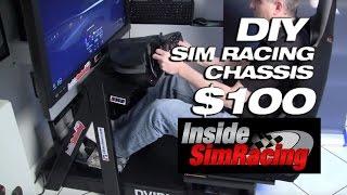 DIY Sim Racing Rig for under $100 by Inside Sim Racing