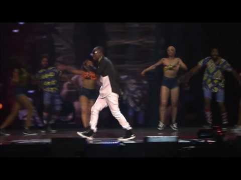 Franko performs at MTV Africa Music Awards