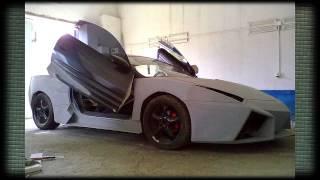 Из Mitsubishi Eclipse сделал Lamborghini Reventon!