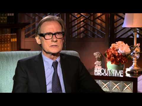 About Time Interviews: Rachel McAdams, Bill Nighy, Ben Folds and Richard Curtis