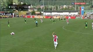 Sahada Ölen Ajaxlı Futbolcu Nouri