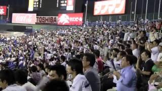 Japan Baseball League  Tokyo Giants vs Yakult Swallows