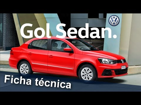 Gol Sedan 2018 | Auto Sedán Familiar y Eficiente
