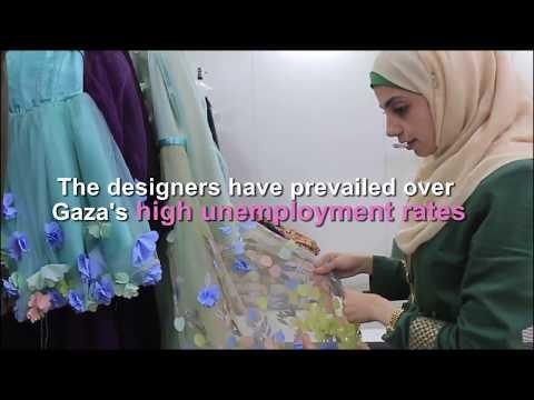 A passion for fashion in Gaza