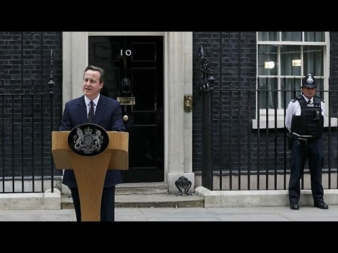 Huge election win in Britain for Conservatives