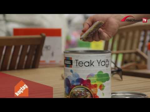 Koctas Tan Teak Yagi Uygulamasi Youtube