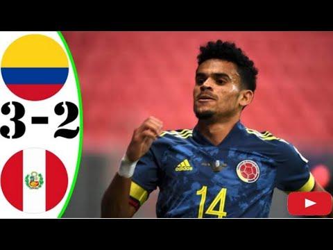 Download Colombia VS Peru (3-2) Copa America Third place match highlights  Raz Talks  