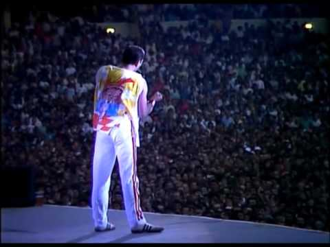 Queen - Love of my life & Is this the world we created (Live at Wembley)