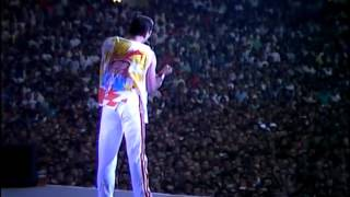 Queen - Love Of My Life & Is This The World We Created  Live At Wembley