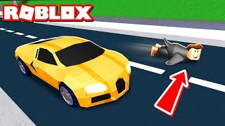JAILBREAK SUPER SPEED GLITCH!! - Roblox Adventures