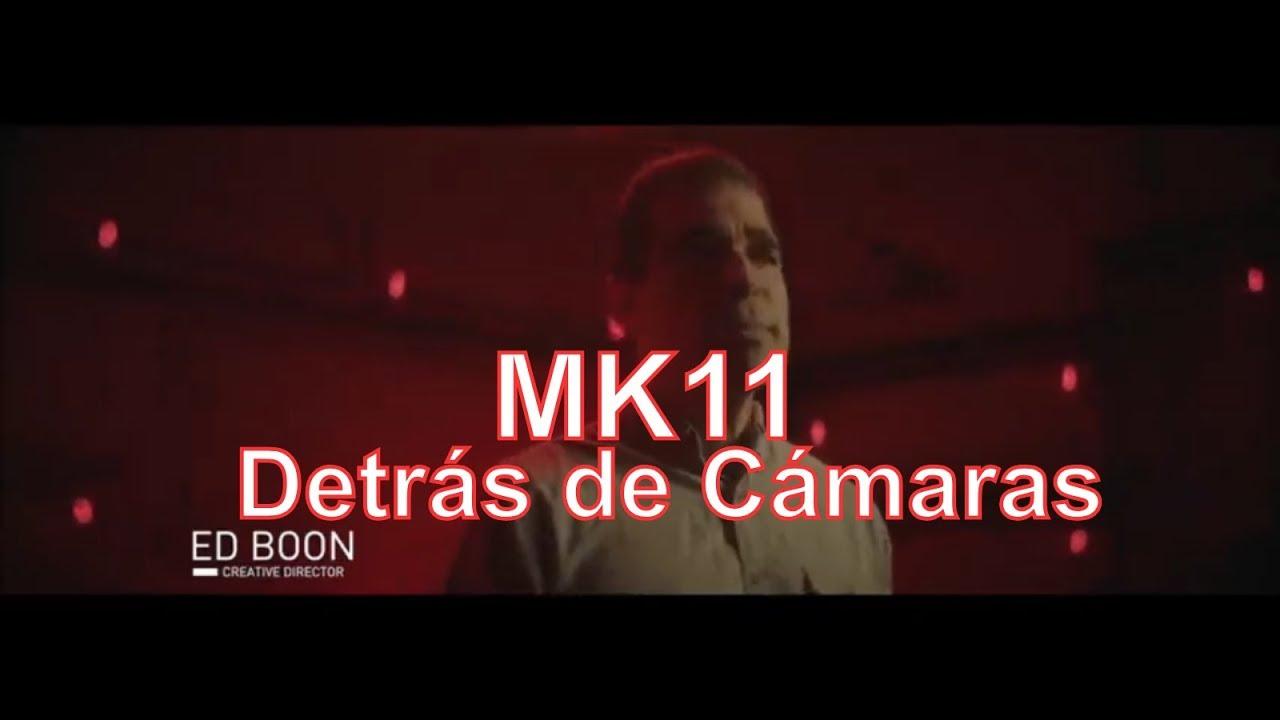 Mortal Kombat 11- Detrás de Cámaras (MK 11, MK XI, MK11, MKXI)