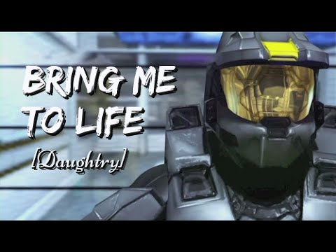 Red vs Blue  Washington AMV  Bring Me To Life Daughtry