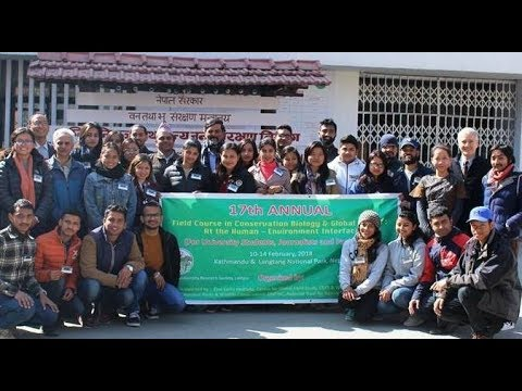 University of Washington collaborates in nature conservation in Nepal