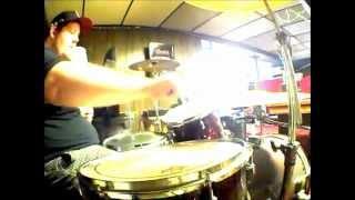 AFI - Porphyria Cutanea Tarda Drum Cover