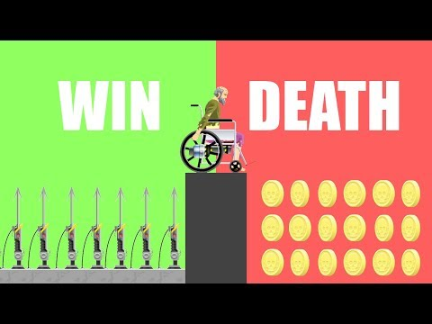 EXTREMELY CONFUSING TROLL LEVEL! (Happy Wheels #109)