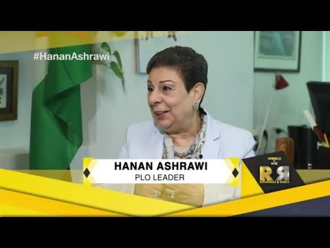 Reformers and Rebels:  Exclusive conversation with Hanan Ashrawi