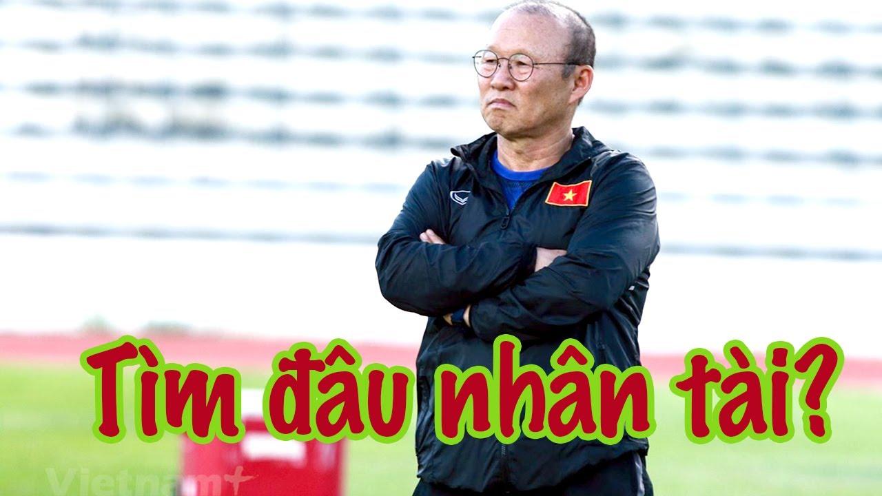 HLV Park Hang Seo lo ngại SEA Games không có Quang Hải - Văn Hậu mới