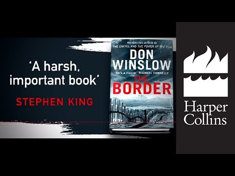 The Border by Don Winslow | #FirstChapterFridays