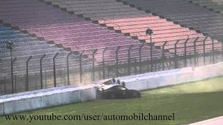 Porsche 996 GT3 CRASH Accident Unfall Trackday Hockenheimring