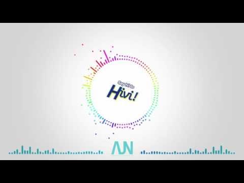 HIVI! - Pelangi (Male Key by AJN Creative Studio)