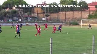 Coppa Italia Eccellenza - Atletico Piombino-Grosseto 0-0