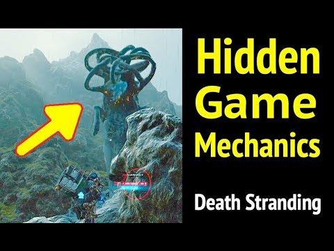 Hidden Game Mechanics in Death Stranding: Black BB thumbnail