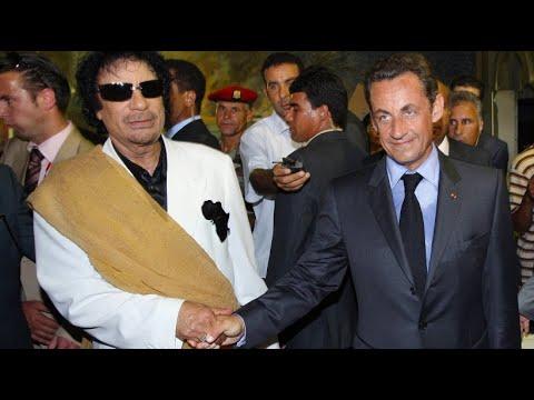 Finanziert von Gaddafi? Sarkozy in Polizeigewahrsam