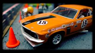 Scalextric: Ford Mustang Boss 302 - 1969 Trans-Am Championship