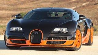 #1909. Bugatti Veyron 16 4 Super Sport 2010 (отличные фото)
