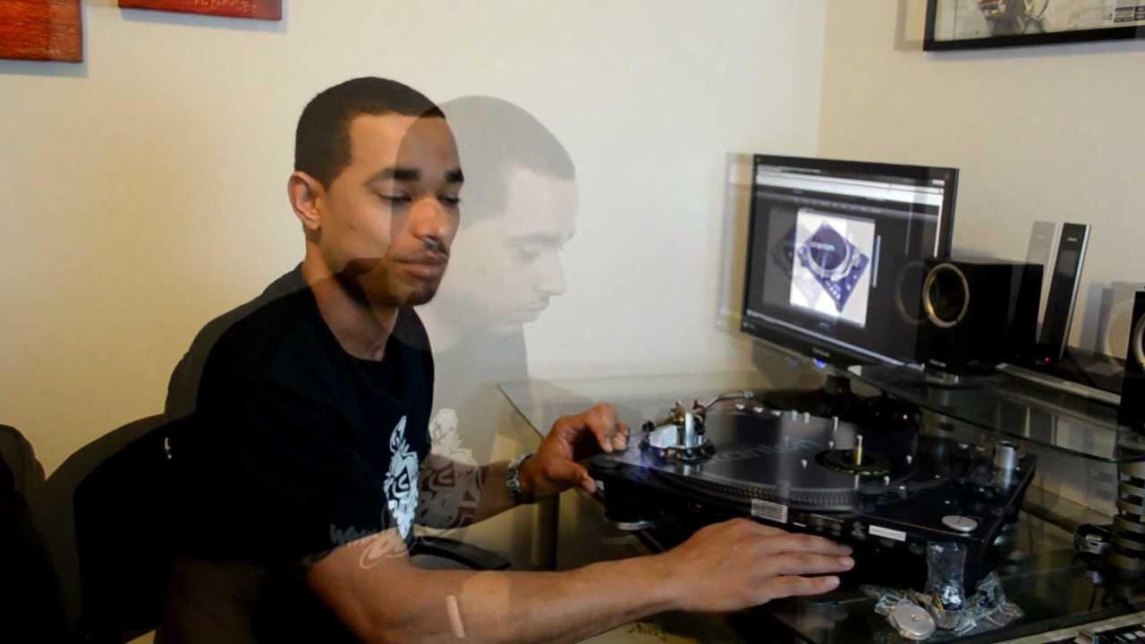 Stanton St 150 Str8 150 Professional Vinyl Dj Turntable