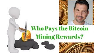 Who Pays the Bitcoin Mining Reward?