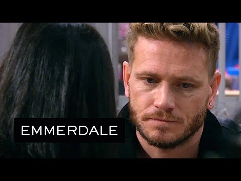 Emmerdale - David Shares a Shameful Secret With Priya