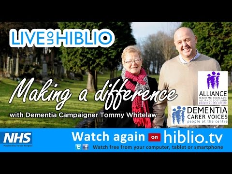 Hiblio TV - Making a Difference with Tommy Whitelaw