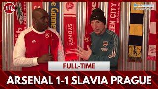 Arsenal 1-1 Slavia Prague | Arteta Has One Week To Save His Job! (Lee Judges Rant)