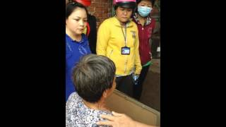 Chính quyền phường Bình Trị Đông, quận Bình tân cuõng chế nhà dân mà không có giấy phép. part 3