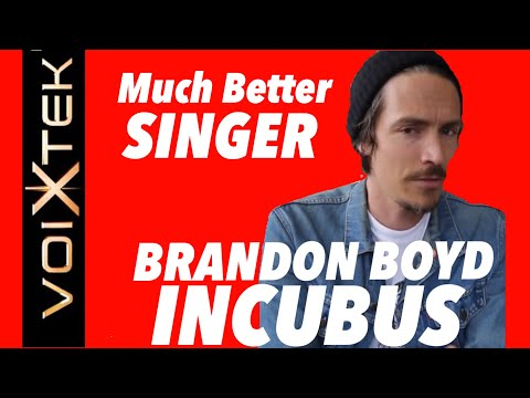 Brandon Boyd  on vocal training