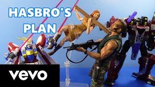 Jcc2224 (XxUltimateToyCollectorxX) - Hasbro's Plan (FAN REMIX by Im Flair)