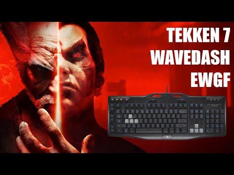 Tekken 7 Wavedash And Ewgf On Keyboard Youtube