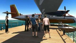 TEST DRIVE UNLIMITED 2 Beta - HD - Casino Offline - 1680x1050 - Max Details - www.tdu-2.com