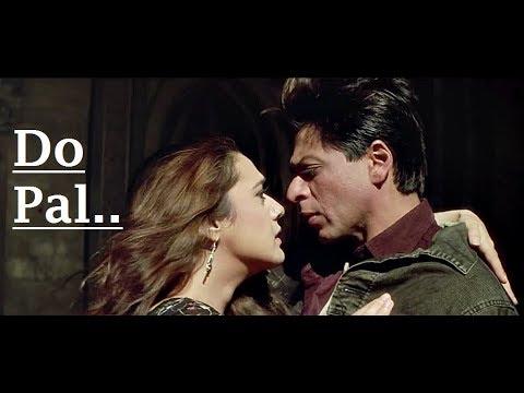 Do Pal | Veer-Zaara | Shah Rukh Khan | Preity Zinta | Lata Mangeshkar | Sonu Nigam |Full Song Lyrics Mp3