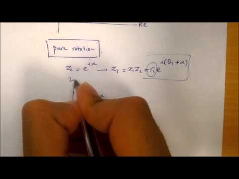 Lecture 1 - Complex Numbers & Plane Geometry