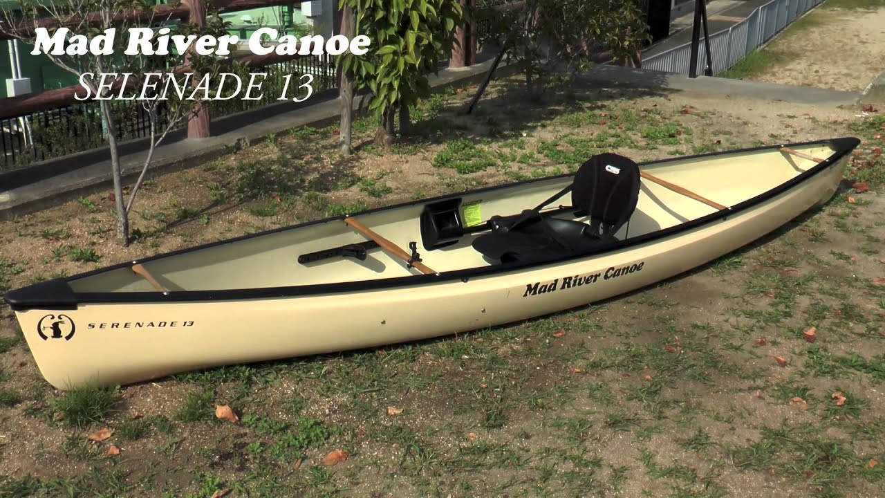 Mad River Canoe Youtube