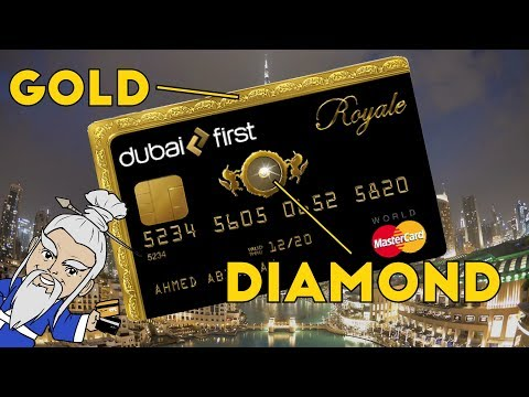 Is this the World's MOST EXCLUSIVE Credit Card? (Dubai First Royale)