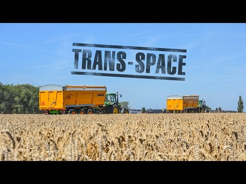 Trans-SPACE tipping trailers