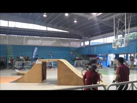 ALGUNAS TOMAS DEL KINK BMX JAM PANAMA