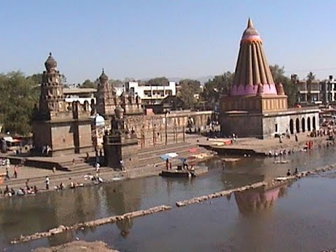 Wai Krishna Rever Swimming Kids : Historical Mahadev Temple