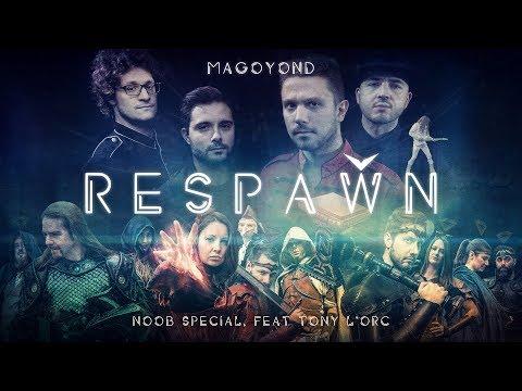 CLIP - NOOB - Respawn - Magoyond (2019)