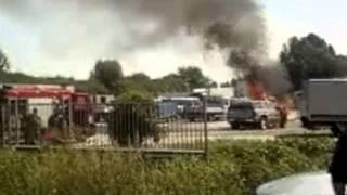 p1 voertuigbrand kooiwalweg 1 ts46.1
