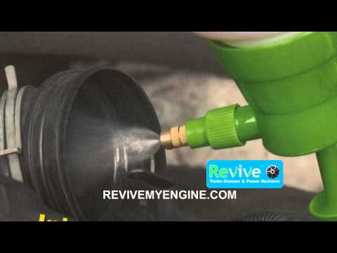 Revive Turbo Cleaner Product Highlight